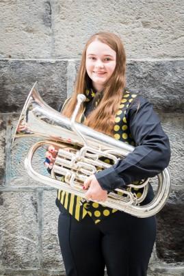 Emilia - 2nd euphonium