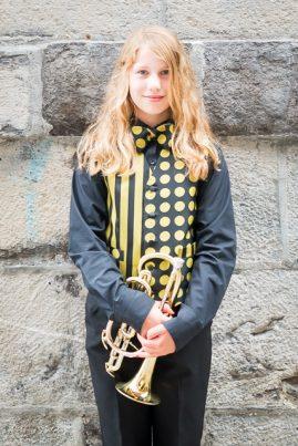 Evie - solo cornet