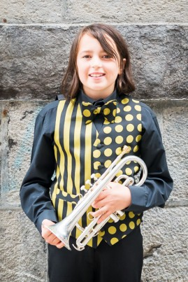 Lizzy - 2nd cornet