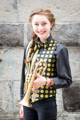 Molly - solo cornet