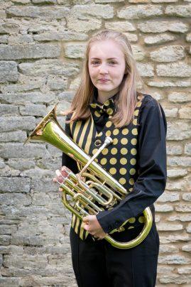 Anya - principal 1st horn