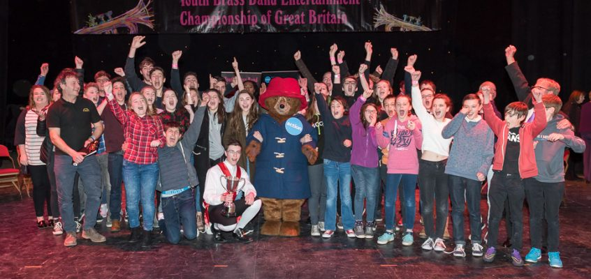 National Entertainment Champions of Great Britain, 2016