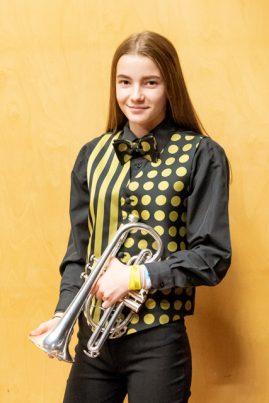 Charlotte - principal 3rd cornet