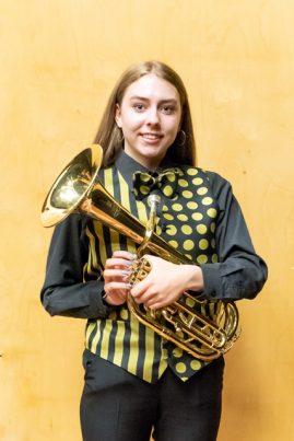 Charlotte - 1st horn