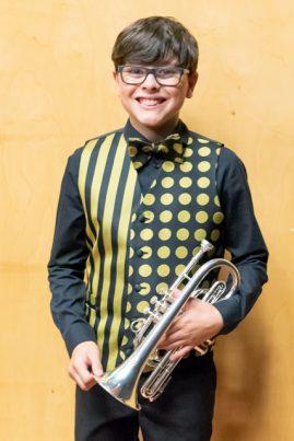 Thomas - 3rd cornet