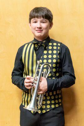 Ainslee - solo cornet
