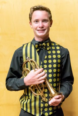 Tom M - 3rd cornet