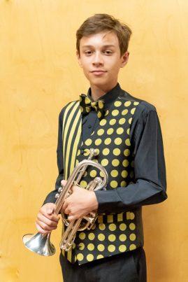 Daniel - solo cornet