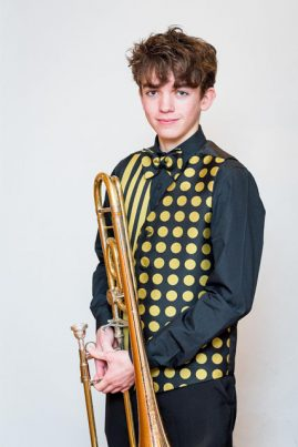 Harvey - 1st trombone