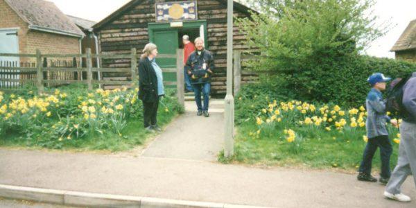East Carlton village hall - May 1997