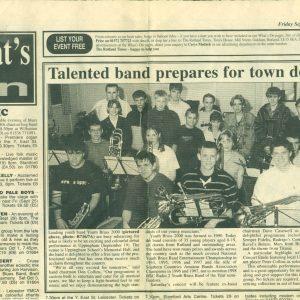 Rutland Times 1998