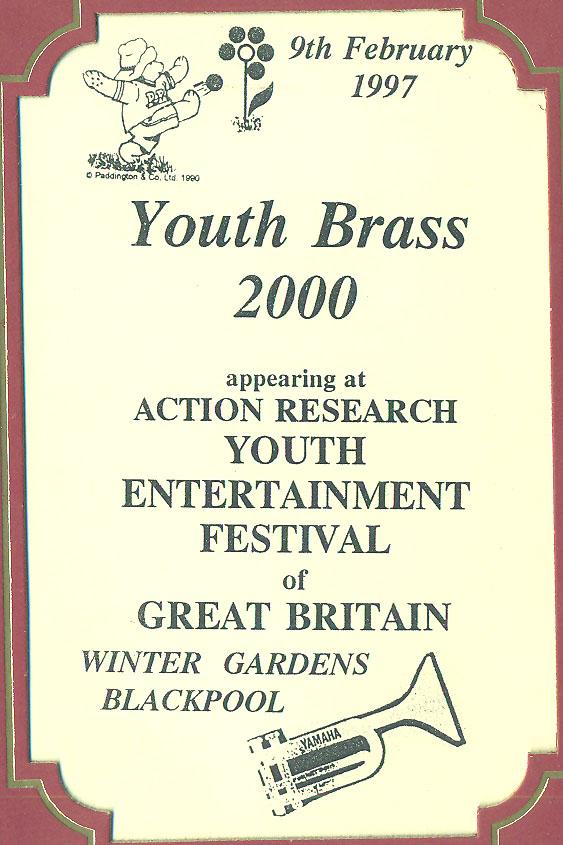 Blackpool 1997