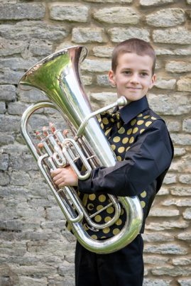 Jamie - 2nd baritone
