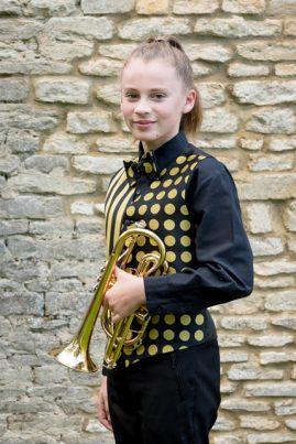 Katie - principal 2nd cornet