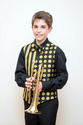 Ralph - 3rd cornet