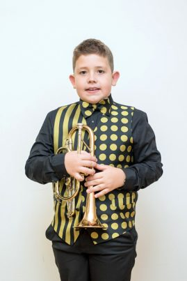 Toby - 3rd cornet