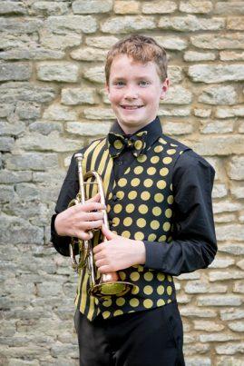 Tom - 3rd cornet
