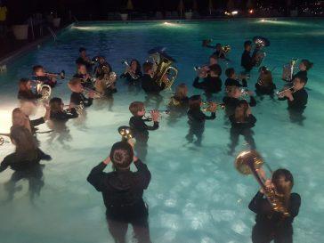 Water Music!